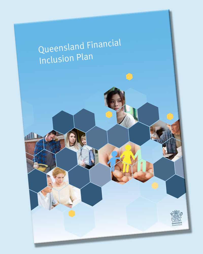 how to become a financial counsellor qld