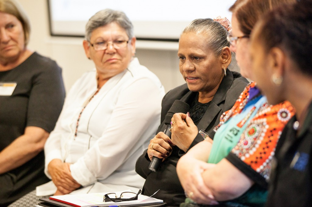 Fran Clements from Western Australia shares her experiences as an Indigenous financial counsellor at the Indigenous Superannuation Summit 4.11.2016